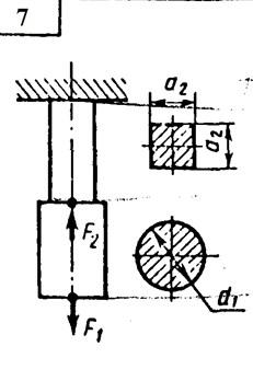 Контрольная работа по дисциплине «ТЕХНИЧЕСКАЯ МЕХАНИКА» 26 вариант № 5758-26